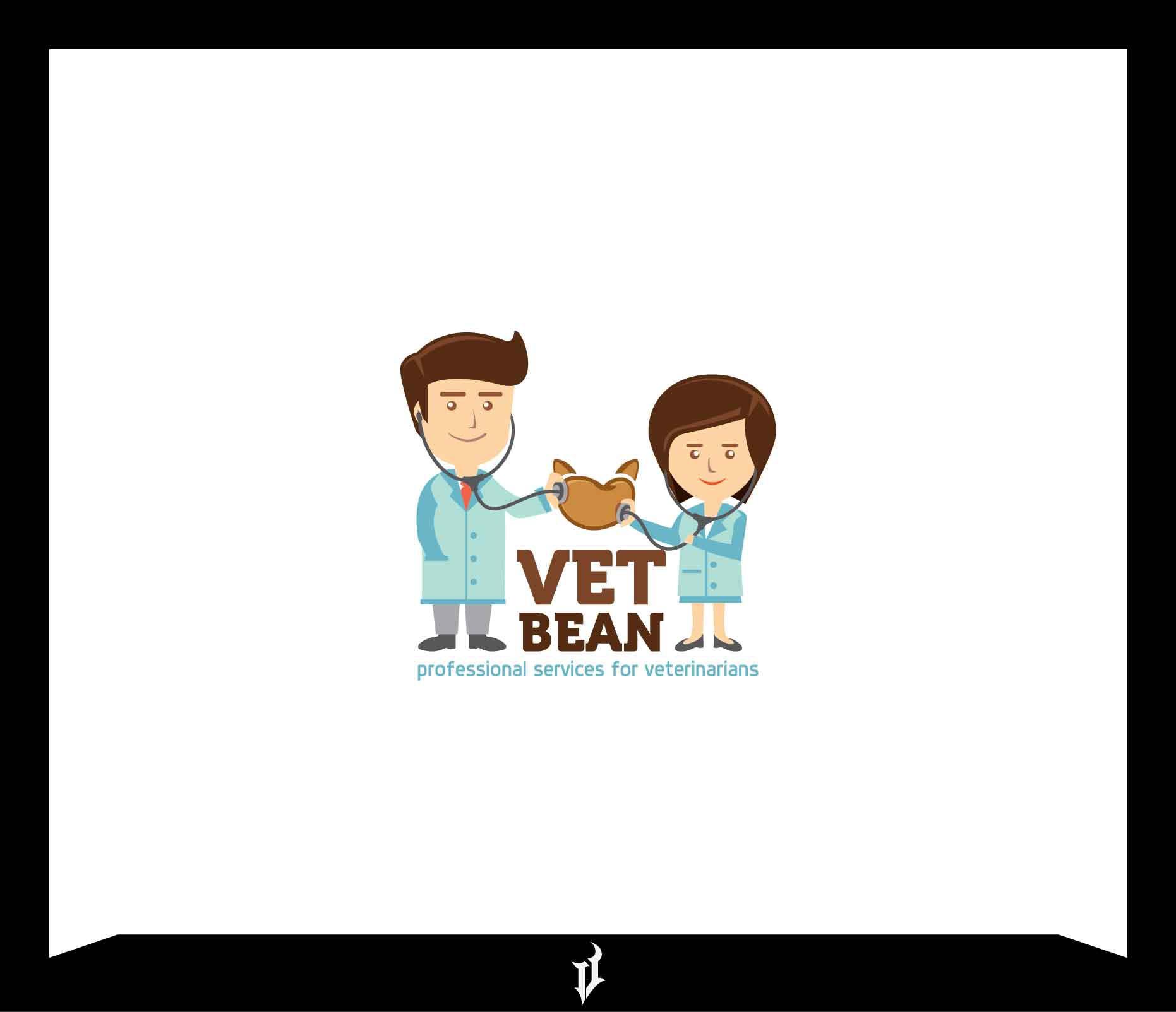 Logo design for Vetbean