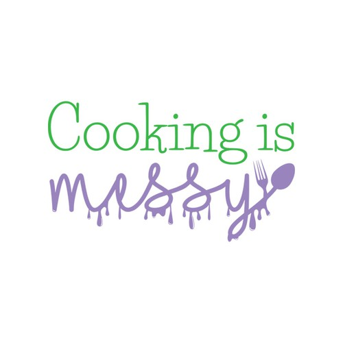 Cooking is Messy