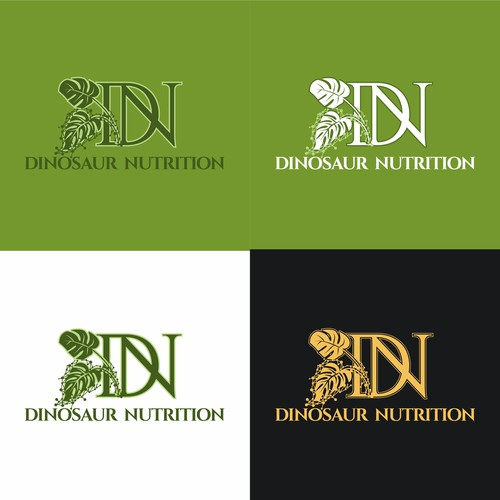 logo concept for Food supplements