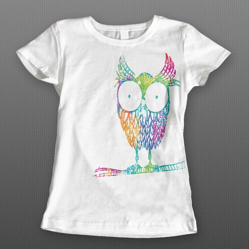 Design an owl shirt