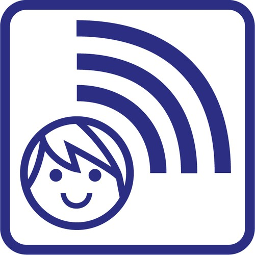 Logo for Children Internet protection product