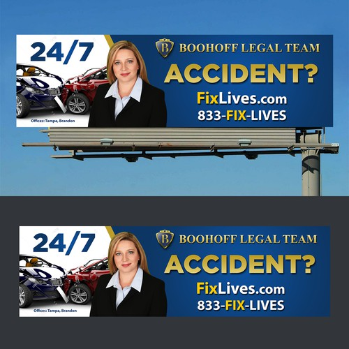 Boohoff Billboard Design