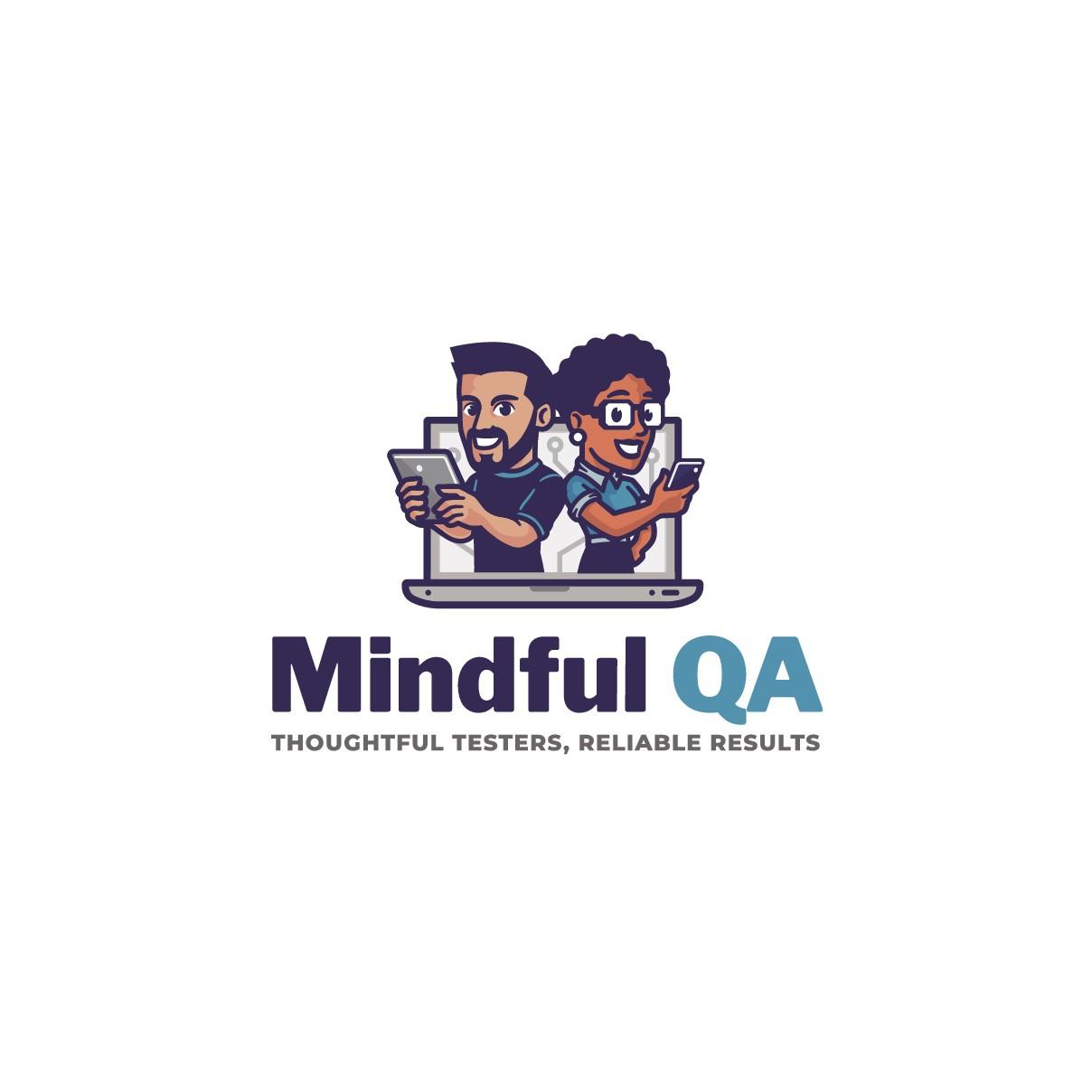 New logo for new QA company