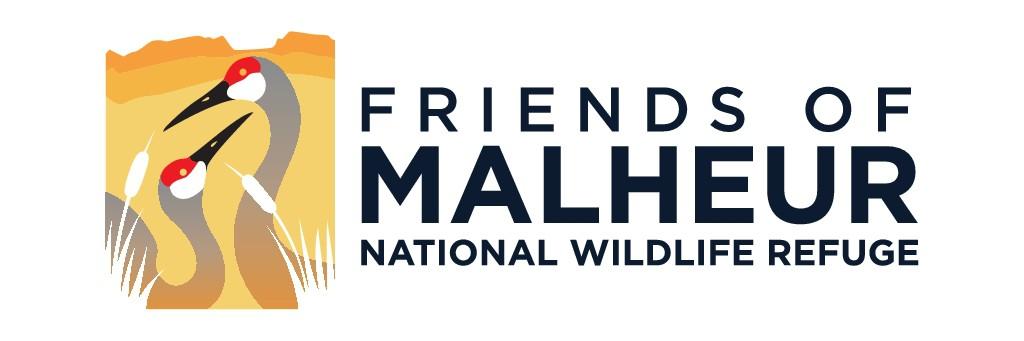 Friends of Malheur National Wildlife Refuge – Logo Update