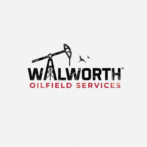 Wordmark for oilfield services