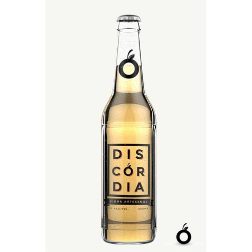 Product label para Discordia