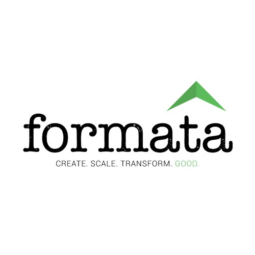 Design a logo which inspires change-makers and activists to do what they love. (formata)
