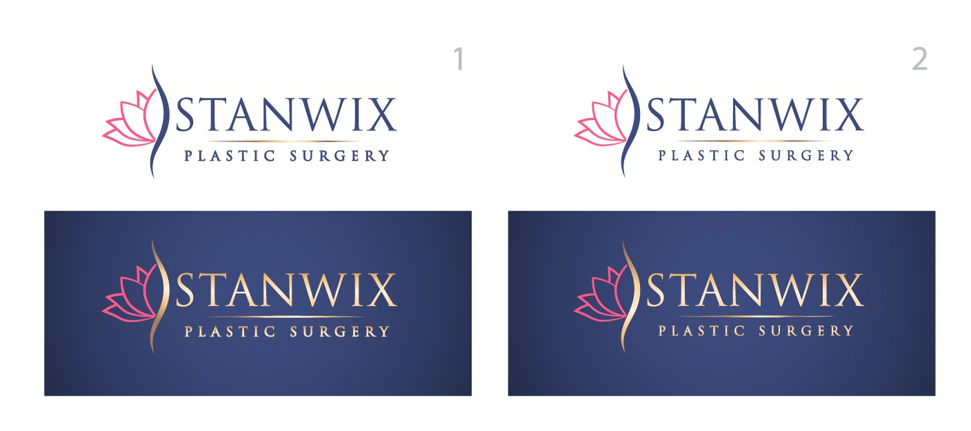 Create a high end logo for a plastic and cosmetic surgeon