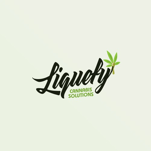 Cannabis extraction and infusion logo design
