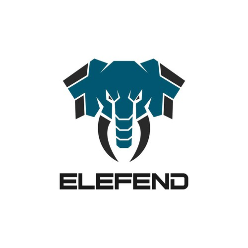 Robotic elephant for security company