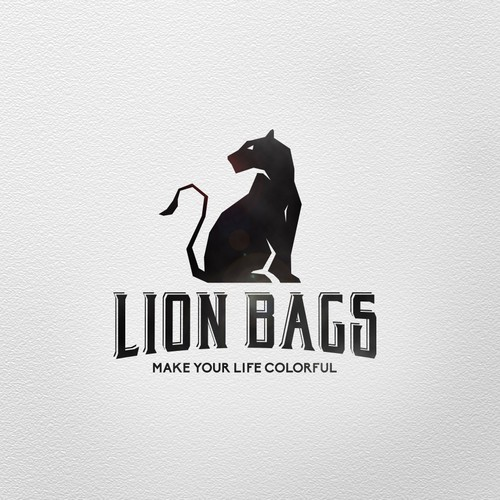 Leather bags logo