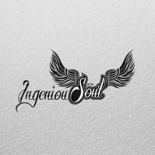 Ingeniou Soul Logo design