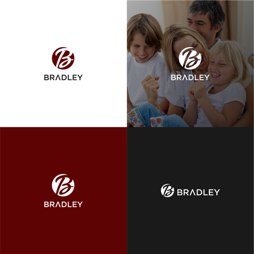 Modern, Sleek, Abstract Family Logo for Our Little Family