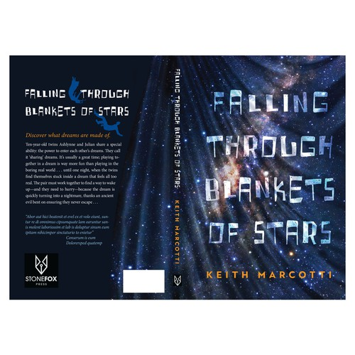 Cover of Falling Through Blankets of Stars