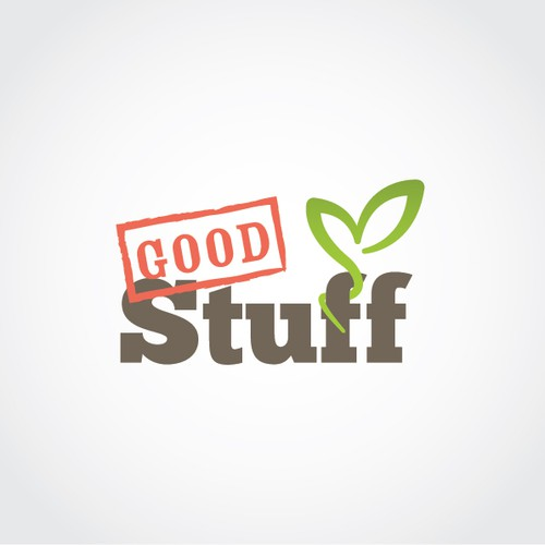 Good Stuff new logo