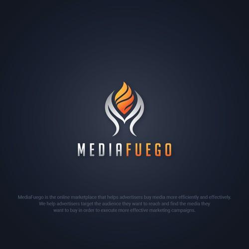 Logo for advertising exchange platform