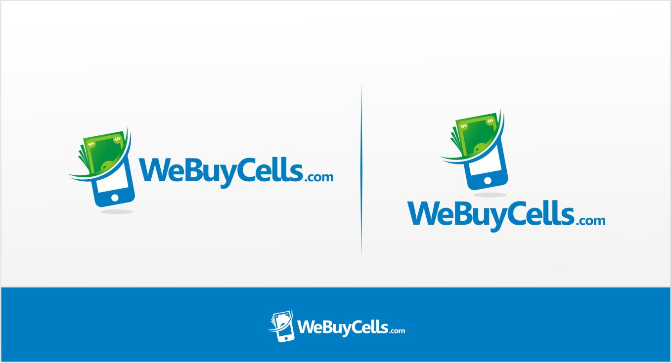 Help WeBuyCells.com with a new logo