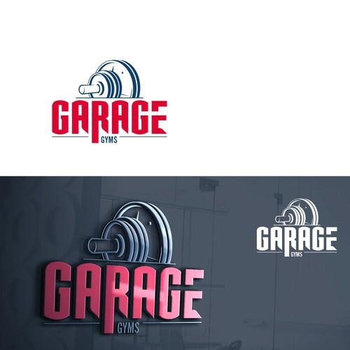 Garage Gyms Logo 2
