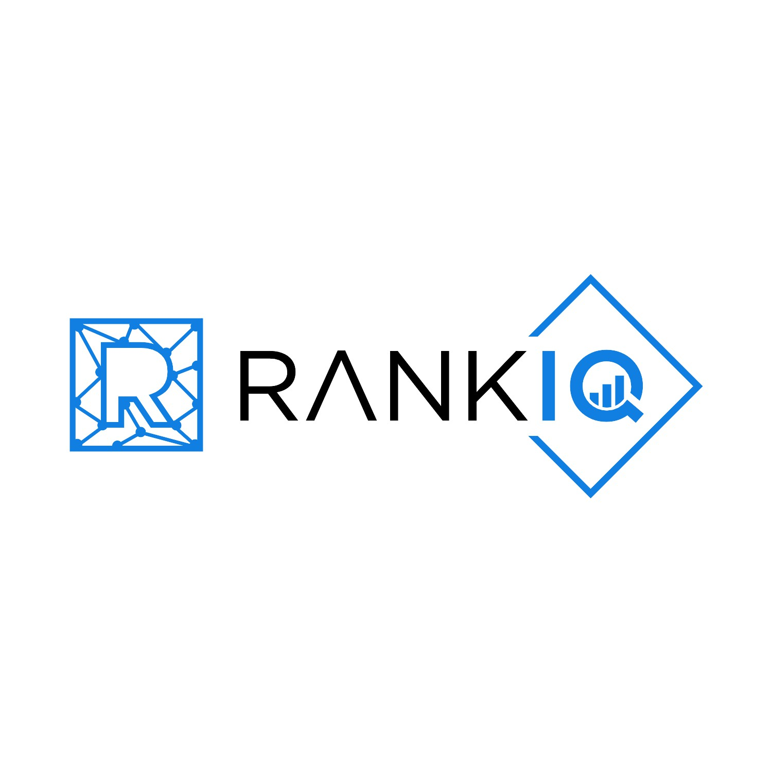 Logo Contest for SEO tool, that uses AI to optimize content to show up on the first page of Google.