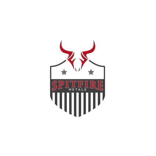 Spitfire Metals Logo