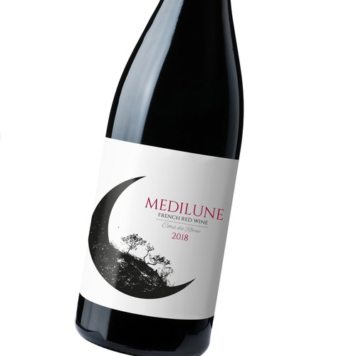 Medilune Red Wine