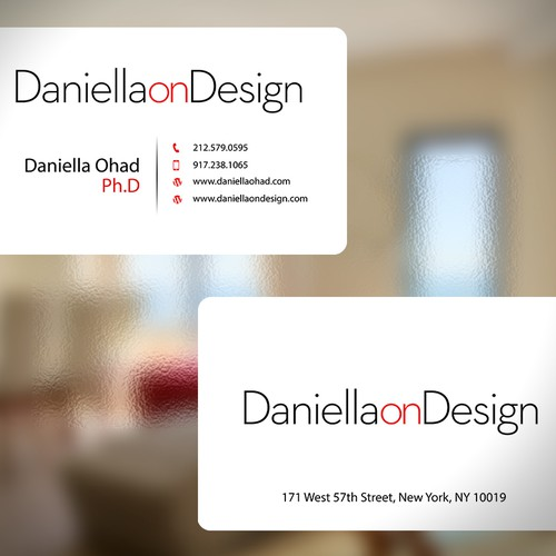Daniella on Design