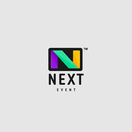 Simple & Colourful Logo Design