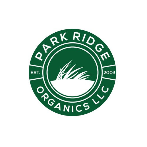 circular logo for Park Ridge
