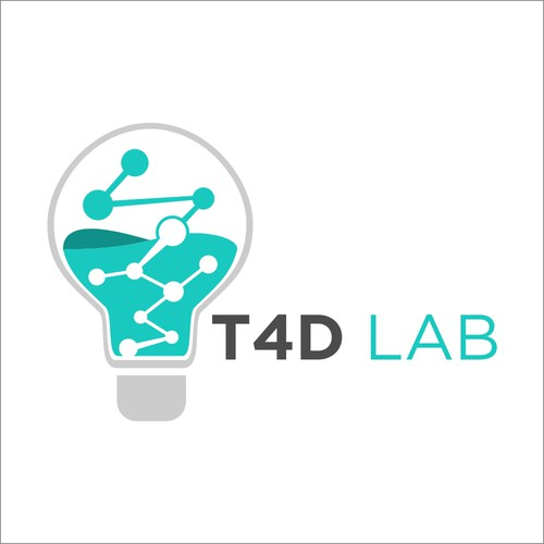 Logo design for T4D Lab