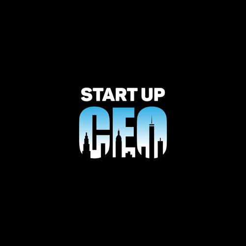 Logo Design for a YouTube show called Start-up CEO