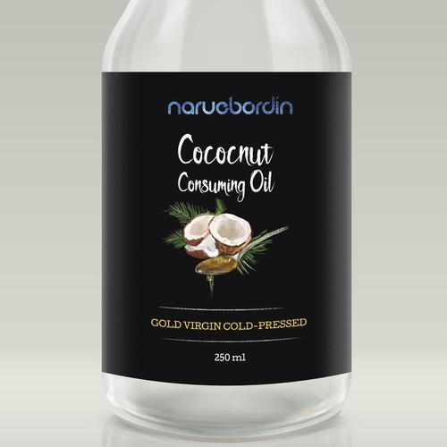 Naruebordin Coconut Consuming Oil