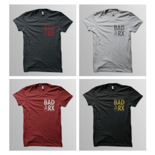 WINNER : BADRX TEES CONTEST