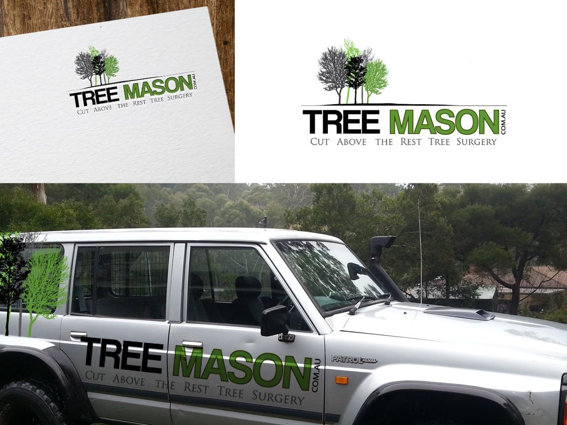Help Tree Mason with a new logo