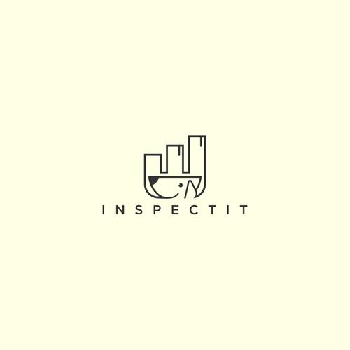 dog logo inspectit
