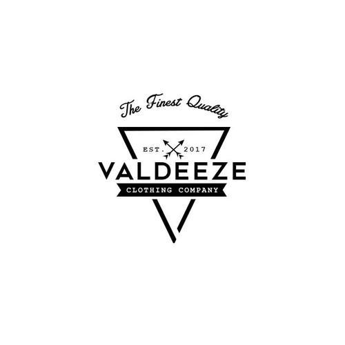 Design For Valdeeze Clothing Company