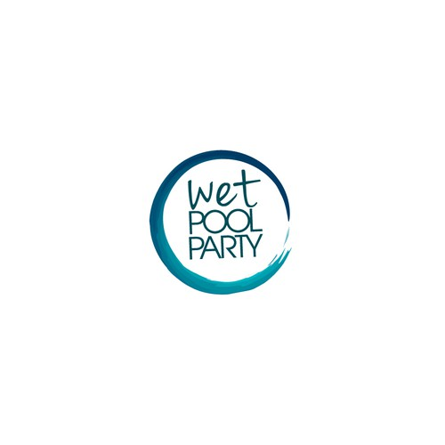 """""""WET"""" Pool Party"""