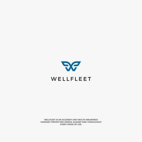 wellfleet logo concept