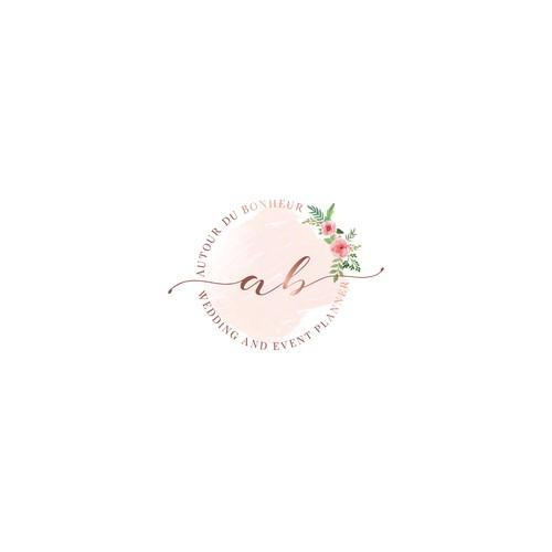 Autour du Bonheur cherche un logo pétillant