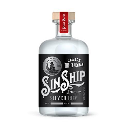 Californian Silver Rum