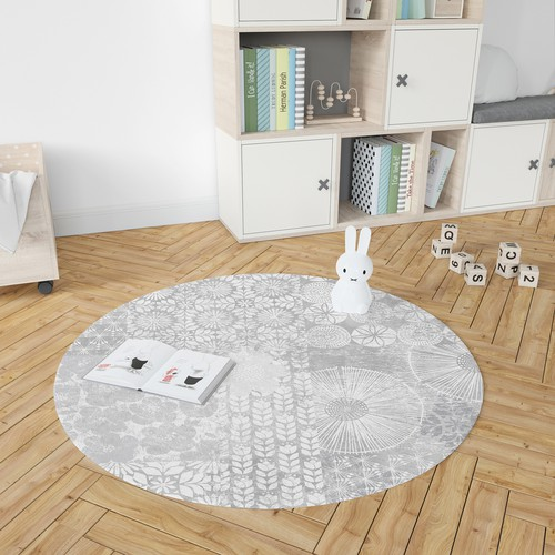 Kids playroom carpet/playmat