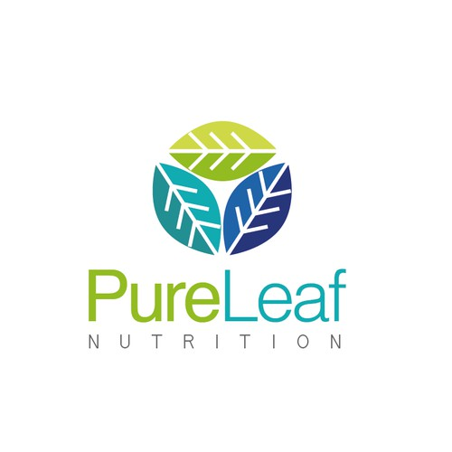 Logo for Nutrition supplement.