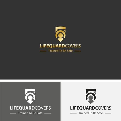 Bold logo for Lifequard Covers