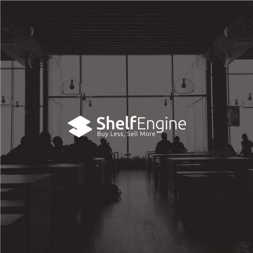 Logo concept for store shelf management application