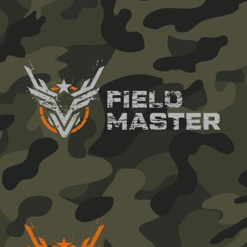 logo for backpack business
