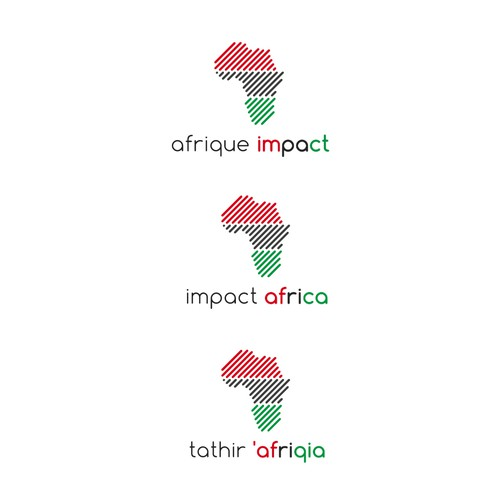 Winning Logo for Impact Africa!