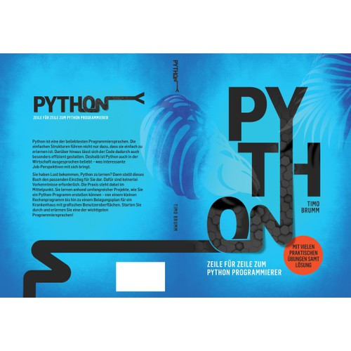 Book cover for Python