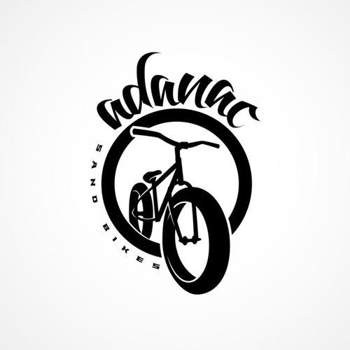 Logo wanted for adanac-Sand Bikes
