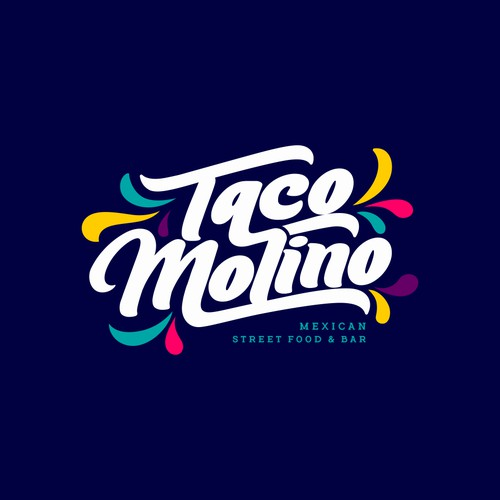 concep logo for taco molino