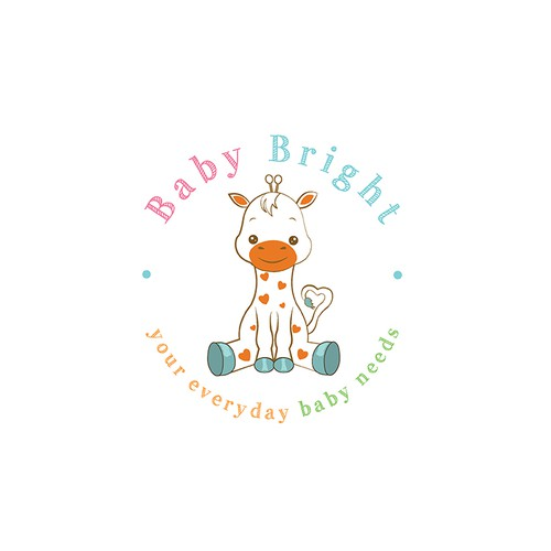 logo for baby bright