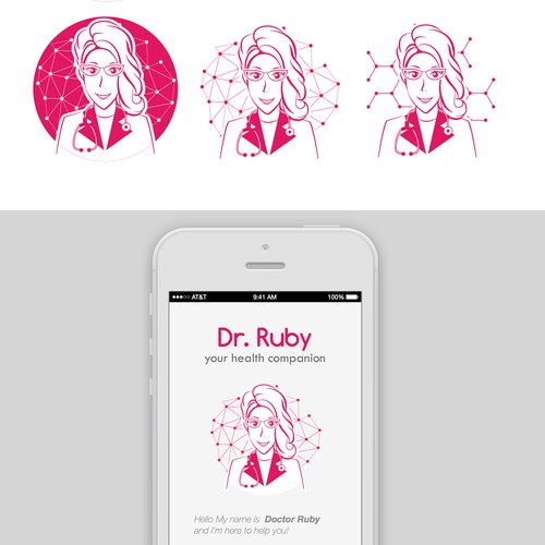 Dr. Ruby avatar for Mobile APP